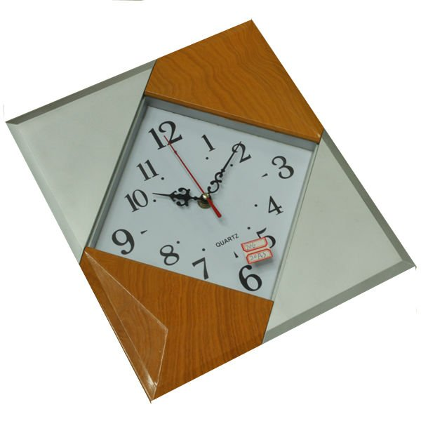 decoration wooden wall clock&wooden clock