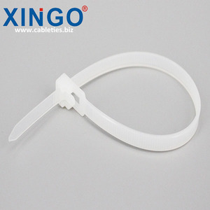 free samples plastic marker nylon numbered cable ties tag zip ties marker identification cable ties with UL
