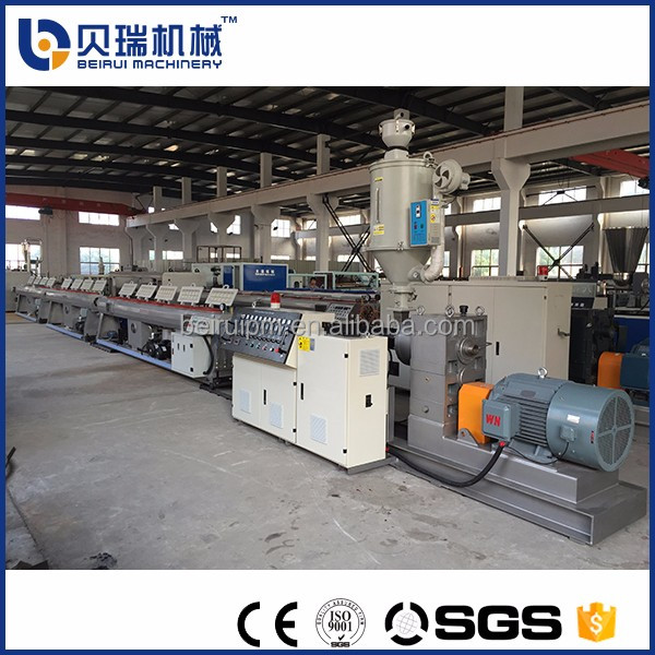 Automatic PPR Plastic Pipe Tube Hose Making Machine Production Line Extrusion Extruder Line