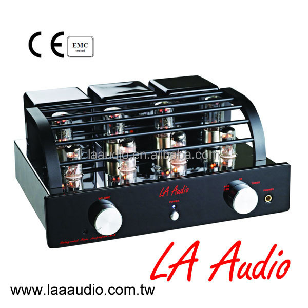 M-3 Bluetooth audio tube amplifier with USB port for computer DAC input