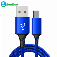 EONINE Micro USB to USB Cable Fast Charger Cable 0.2m 1m for Android Phone Samsung USB Charger Data Cable For Xiaomi Micro