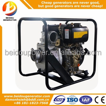dc high pressure permanent magnet water pump