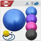 Excellent soft PVC body building Anti-burst yoga /gym Ball