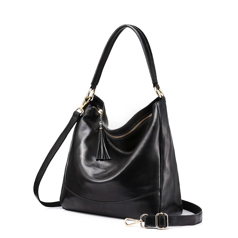 Женские Натуральная кожа сумка большая бродяги сумка женские кожаные сумки(Китай)