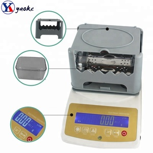 Digital Electronic Gold Silver Purity Testing Machine Price