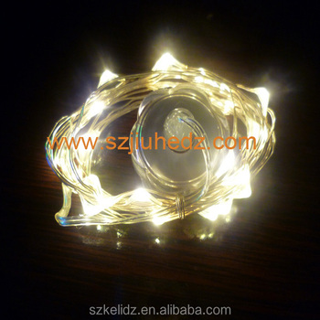 Battery Operated Led Copper String Lights Christmas Village Houses - Buy Led Starry Lights ...