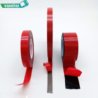 Custom size double sided clear adhesive vhb tape 3m for automotive