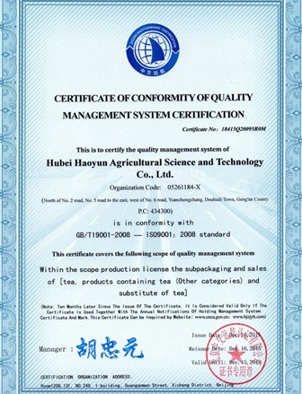 China Factory ORGANIC GREEN TEA FANNINGS - 4uTea | 4uTea.com