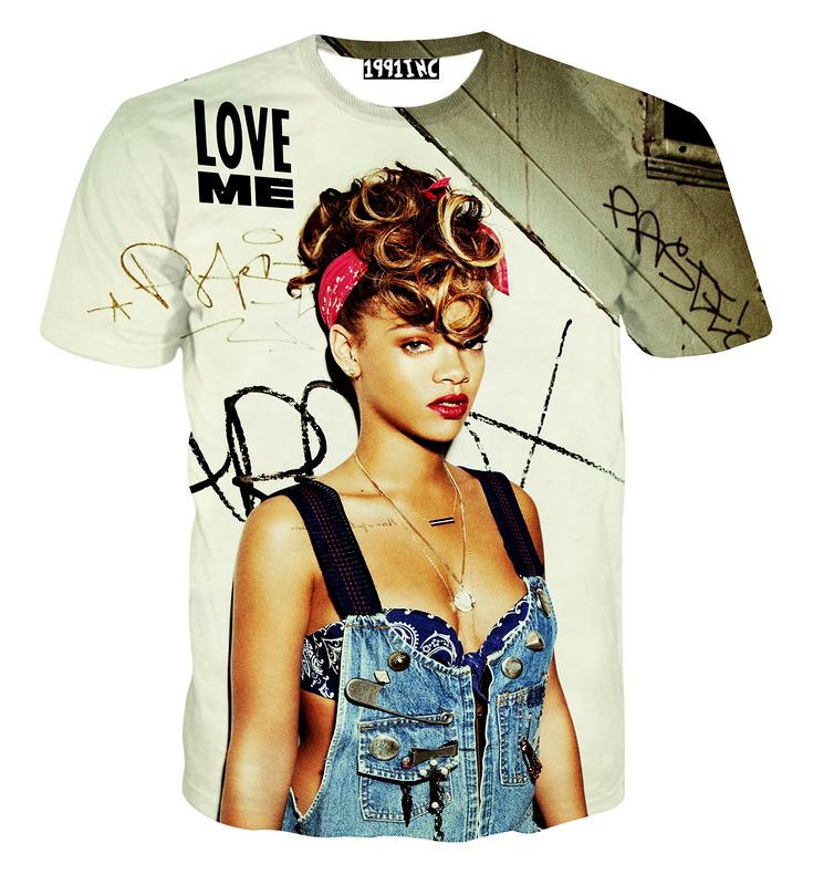 b3e569003fb6a Cheap Rihanna Shirts, find Rihanna Shirts deals on line at Alibaba.com