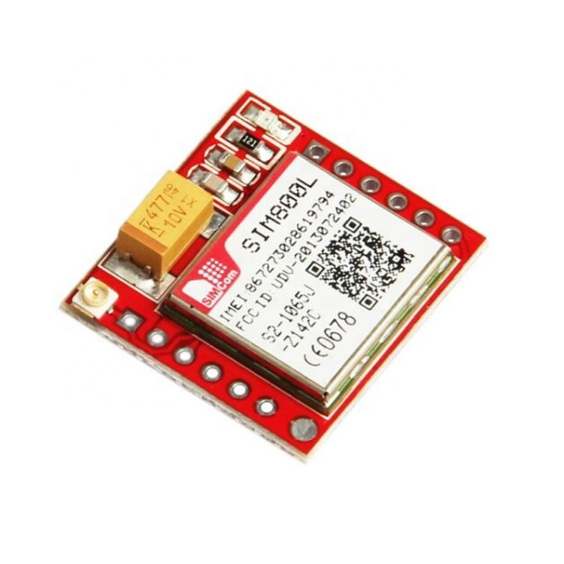 Smallest MicroSIM Card Core Board Quad Band SIM800L GSM/GPRS <strong>Module</strong>