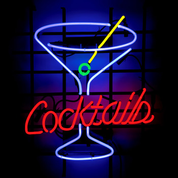 Tails Sign Lighting Neon Bar For