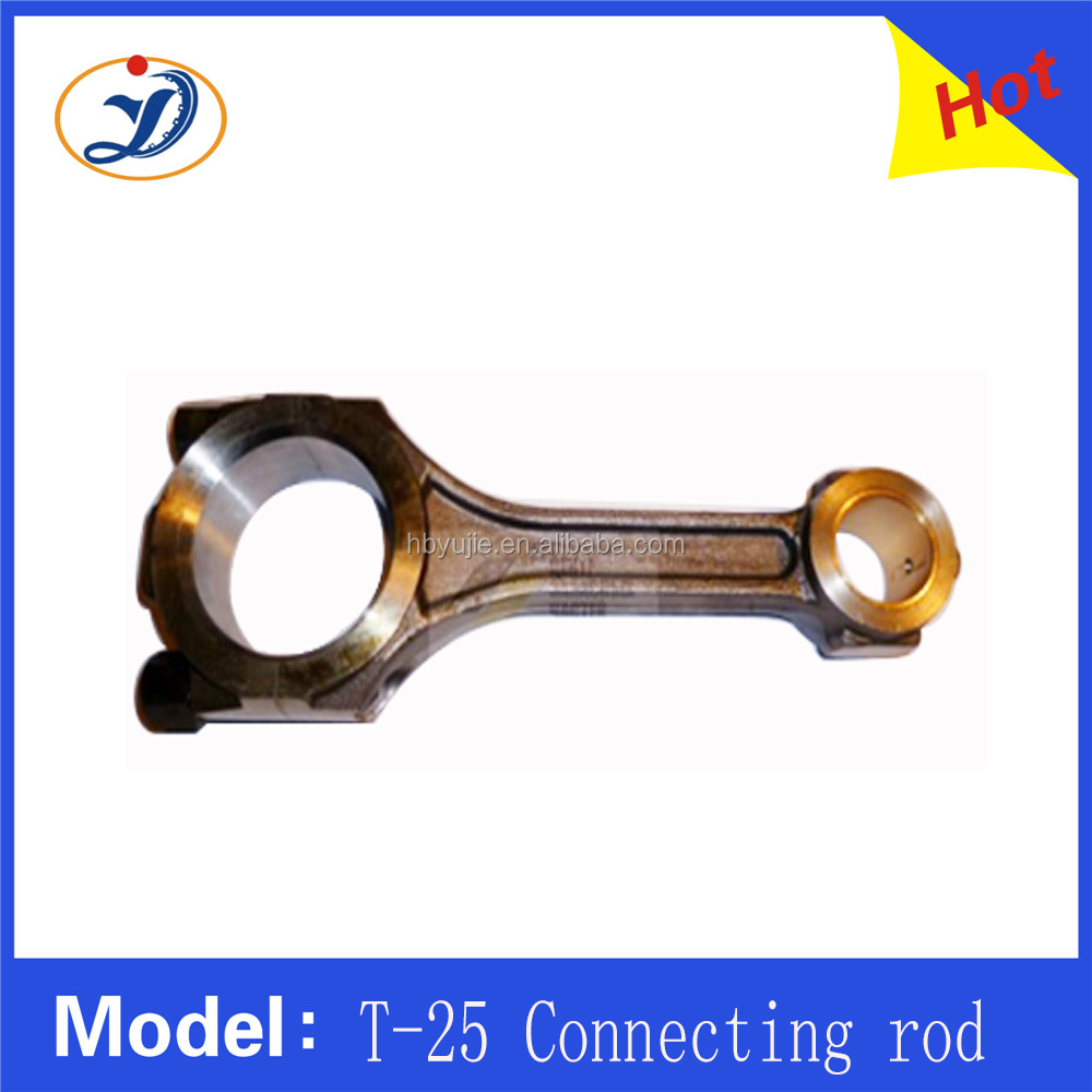 High quality russia tractor T25 forged connecting rod