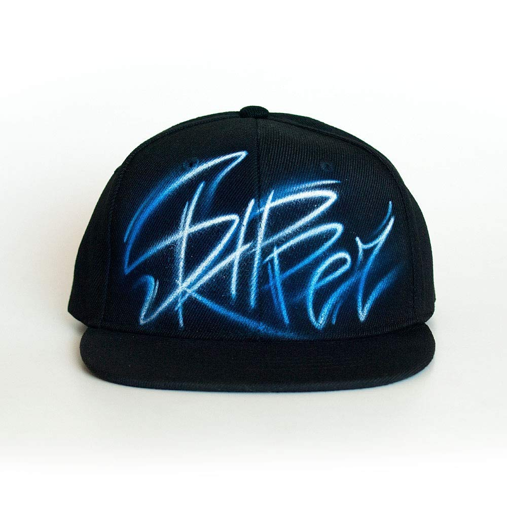 7b9a6be70fa Get Quotations · Personalized snapback hat