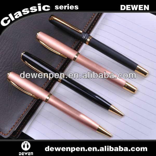 soft grip metal engraving pen good quality for school stationery