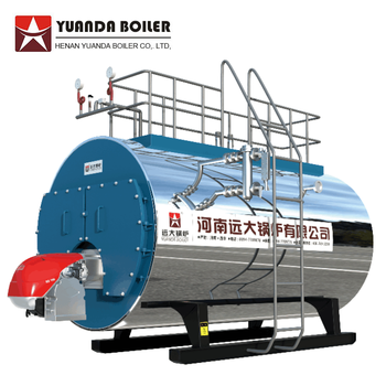 1 To 20 Ton/h Steam Output Industrial Gas Fuel Boiler Price - Buy ...