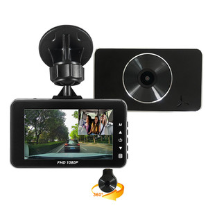 NTK 96658 3.0'' 1080P Full HD 3.0MP Motion Detection Night Vision Dash Cam Recorder Car Camera DVR