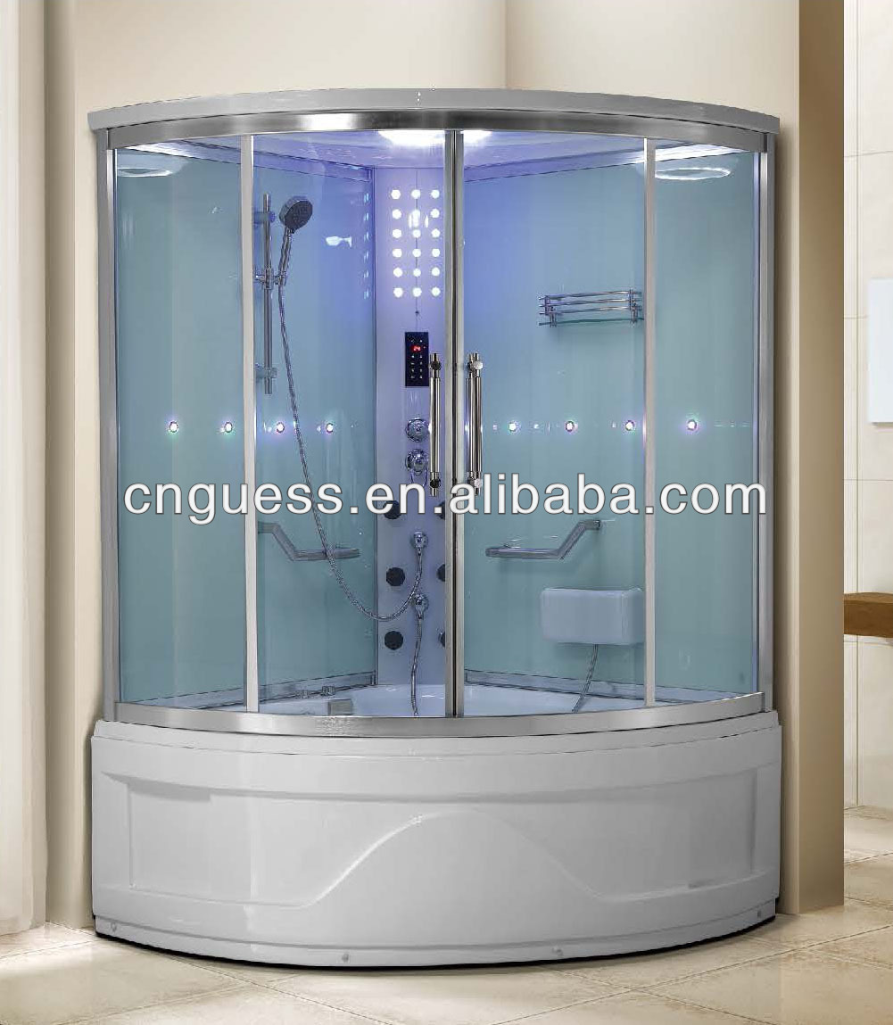 Showroom /enclosed Steam Shower Room/ Acrylic Bathtub/guess/q-a10025 - Buy  Casual Bathroom /computer Steam Shower Room,Enclosed Steam Shower Room, Shower ...
