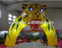 2013 brand new ourdoor event/promotion/sport/party LED inflatable arch
