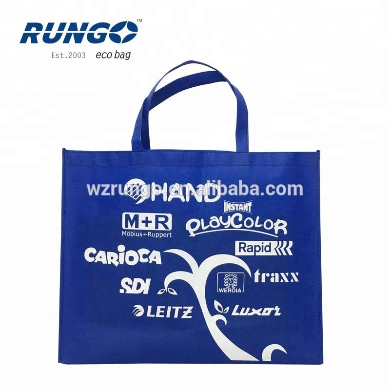 Cheap Customized Eco-friendly Bolsas TNT Bag for <strong>Promotion</strong>