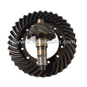TRUCK DIFFERENTIAL GEAR PINION GEAR SET AND PARTS FOR SC