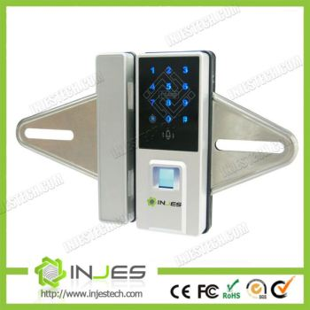 affordable office rfid finger print biometric door locks with keypad - Biometric Door Lock