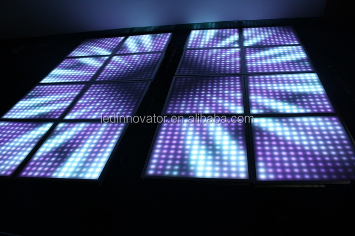 Led Dance Floor Interactive Led Floor Kinetic Interactive