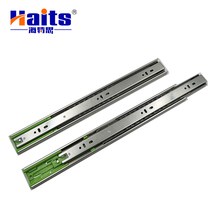 Kitchen Cabinet 45mm Soft Close Drawer Glides Full Extension Linear Ball Bearing Slide Rail