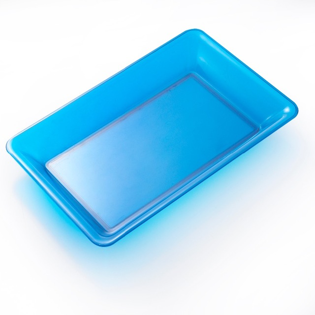Hot sale blue dinner rectangle disposable plastic plate  sc 1 st  Alibaba & Buy Cheap China household product plastic plates Products Find ...