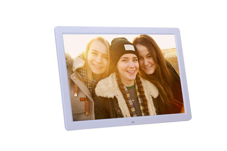 17 inch digital photo frame with full function