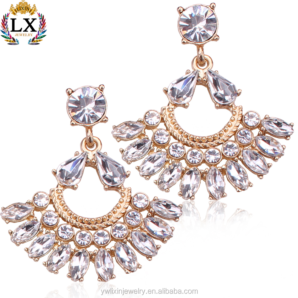 Jhumka Diamond Earring, Jhumka Diamond Earring Suppliers and ...