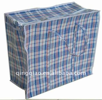 Pp Check Bag Woven Laminated Polypropylene Bags