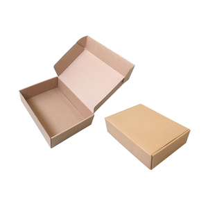 Professional factory custom hard drive shipping carton box tuck top packaging shipping box at good price