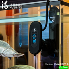 Aquarium Accessories Water Quality Monitor iBowl 3in1 L TDS&pH&Temp Meter Water Quality Real-time digital meter