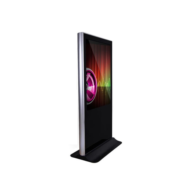 42 inch stand-alone lcd digital signage reclame video display