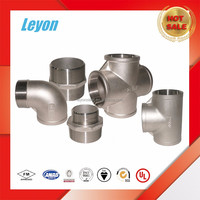 made in china stainless steel food industry pipe fittings