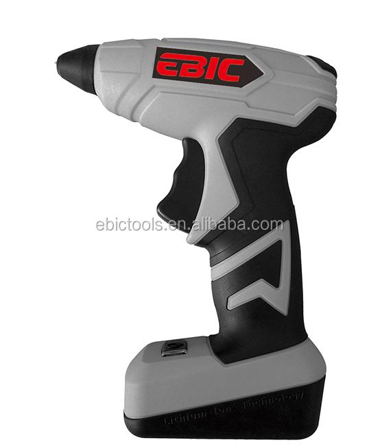 EBIC OEM 4 V/8 V беспроводной горячий клей пистолет