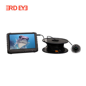 Promotion! cheap price fish finder 2.0MP 170 degrees fisheye ice fishing camera