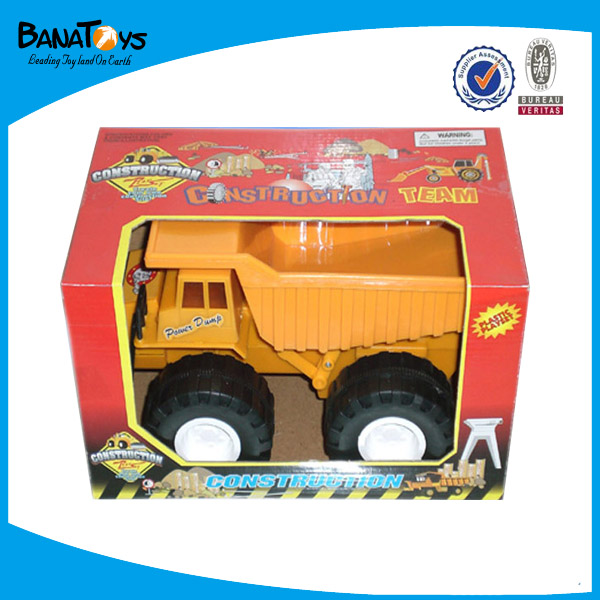 Friction mini truck toys tow truck toy