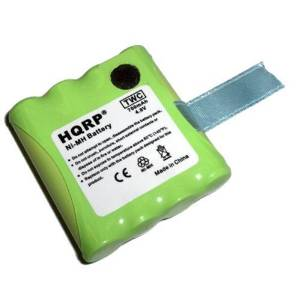 Rechargeable Battery Replacement for Midland LXT-345  LXT345VP3 Two-way Radio