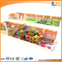 Domerry company trusted quality baby playground equipment indoor play centre
