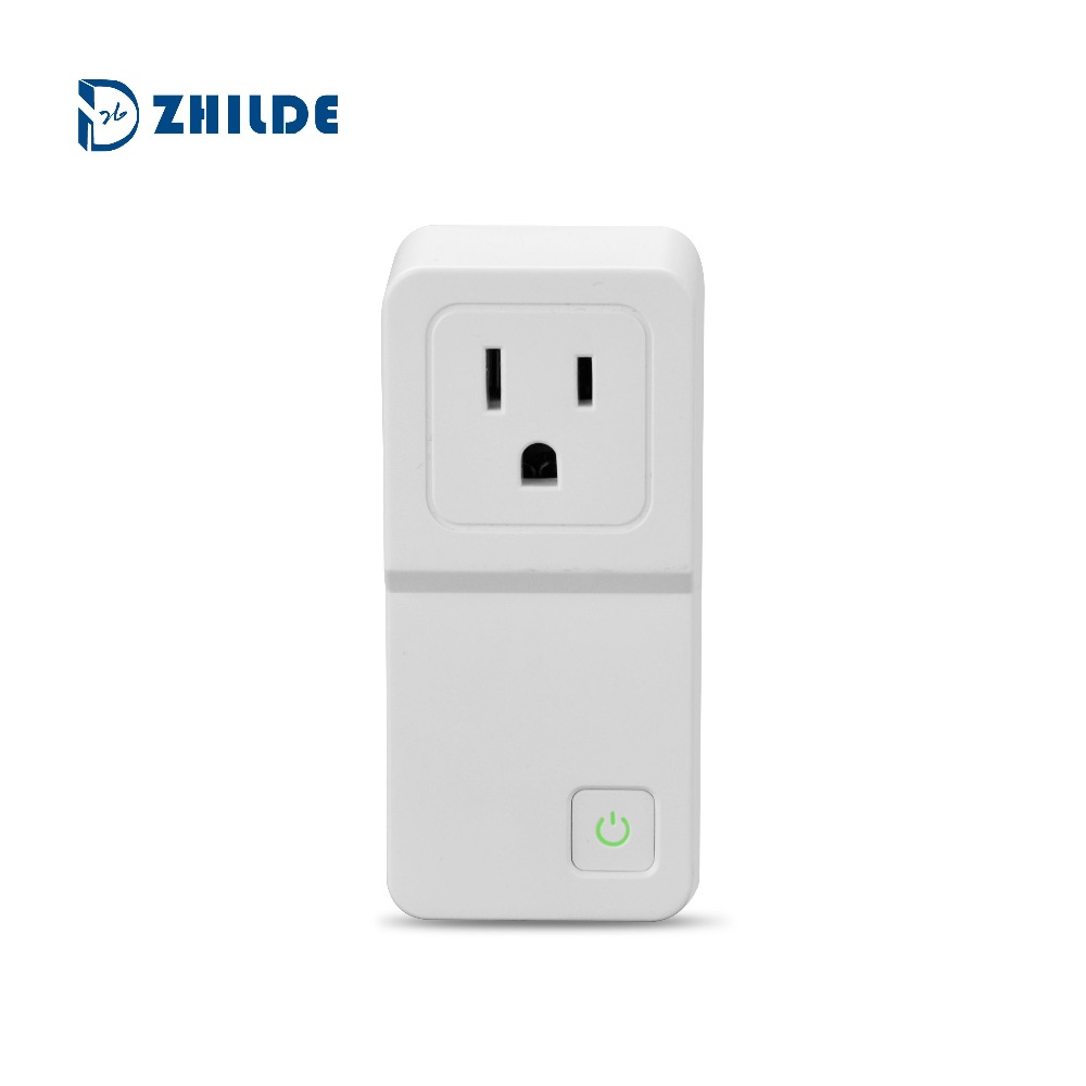 Voice Remote Control Mini Outlet Timing Smart Plug Wifi Power Socket Alexa