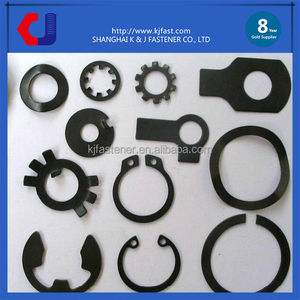 Different kinds of Retaining Washers For Shaft