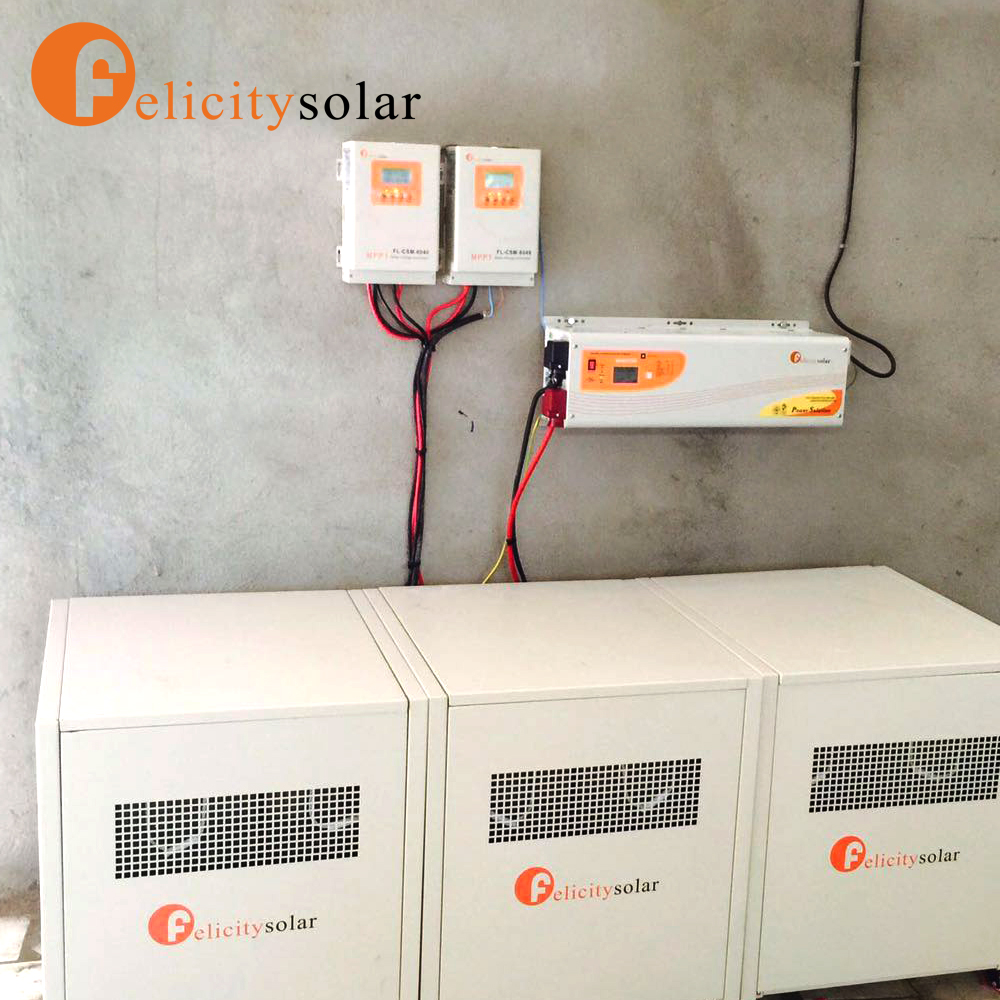 Reliable complete off grid 10kva solar power system 6kw for Cayman Islands