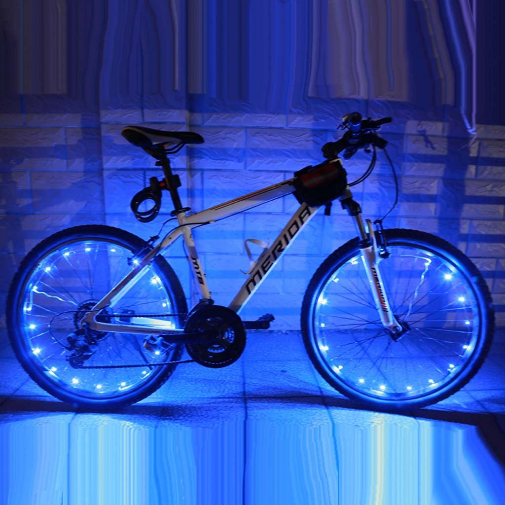 Светодиоды на велосипед картинки