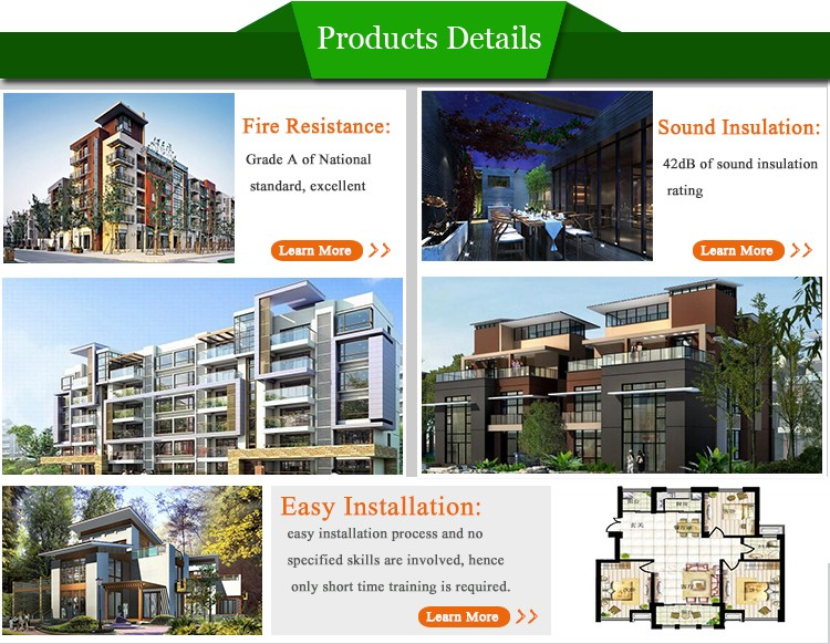 Hot sale most popular modular housing in china