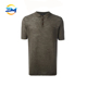 Classic knitted fabric polo t shirt for man hot selling in 2017 OEM