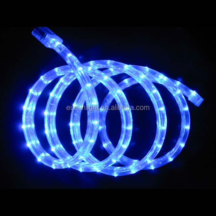 Wholesale waterproof level IP65 led light swimming pool rope light ...