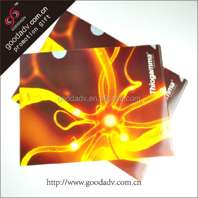 Useful promotion items Low cost promotional pp report file
