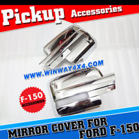 09 F150 Chrome Side Mirror Cover
