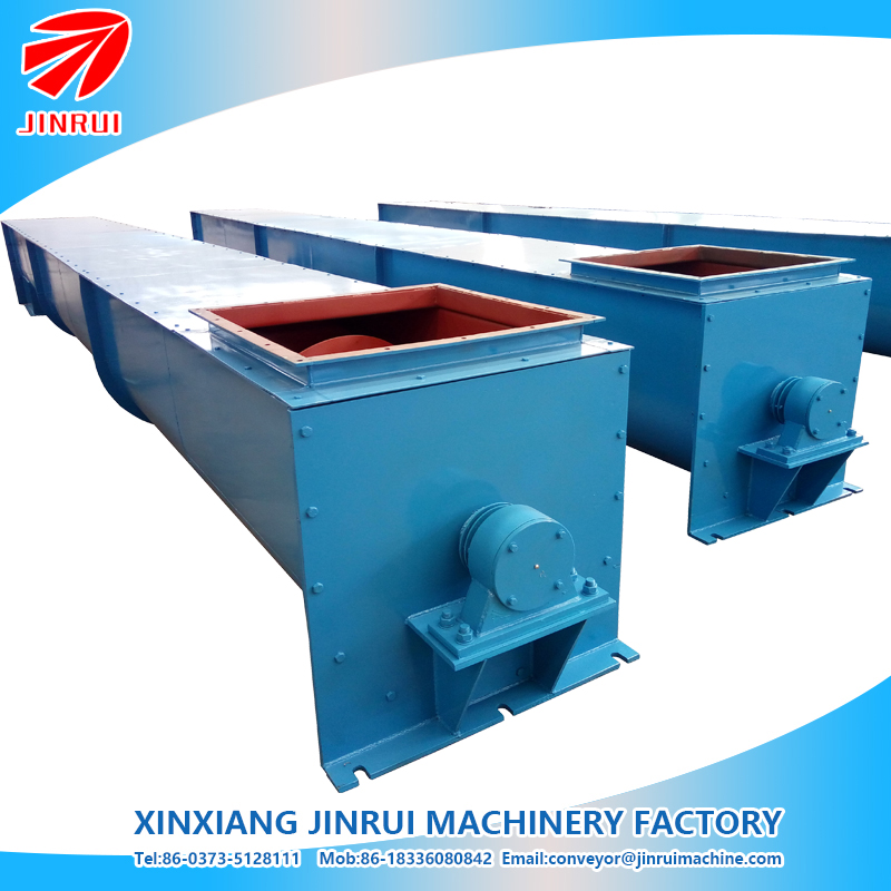 New Type U shape Saw Dust Screw Conveyor